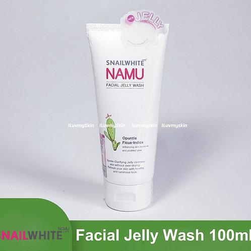 Snail White Facial Jelly Wash 100ml