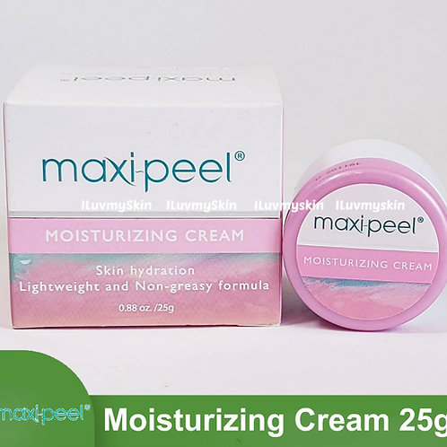 Maxi Peel Moisturizing Cream 25g