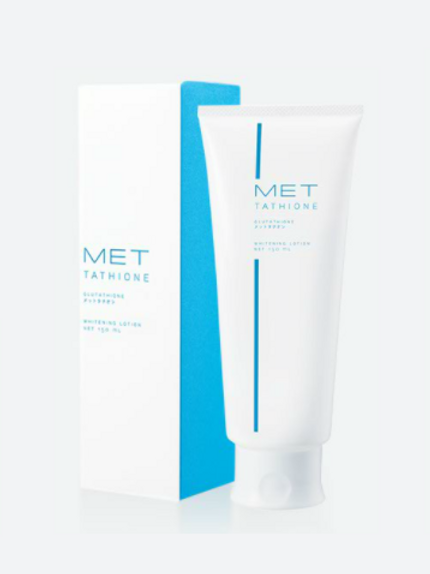 Met Tathione Glutathione Skin Whitening LOTION (150ml)