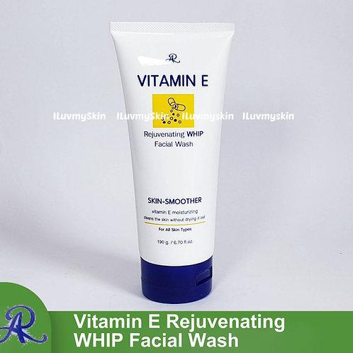 AR Vitamin E Rejuvenating WHIP Facial Wash