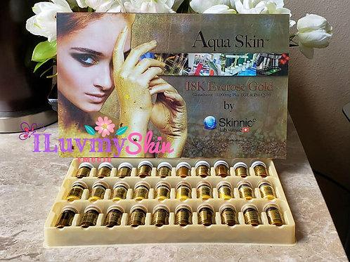 Aqua Skin 18k Everose Gold