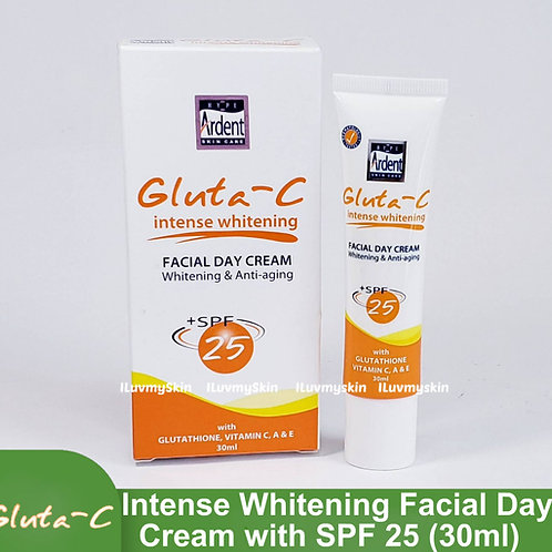 Gluta-C Intense Whitening Facial Day Cream with SPF 25 (30ml)