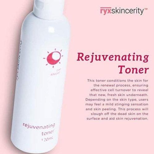 RyxSkincerity Rejuvenating Toner