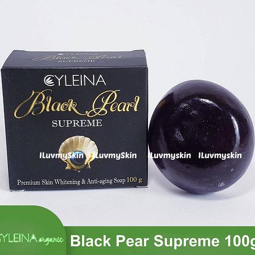 Cyleina Black Pearl Supreme Soap 100g