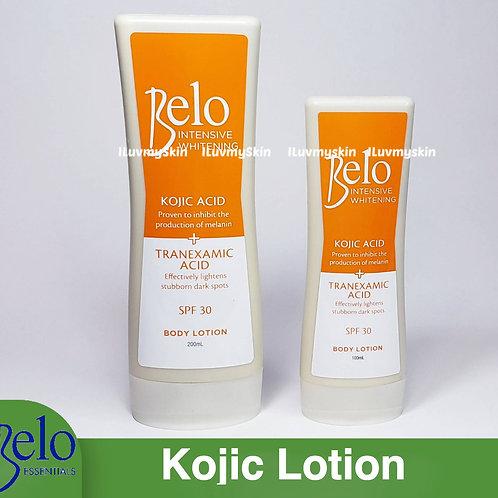 Belo Intensive Whitening Kojic Body Lotion