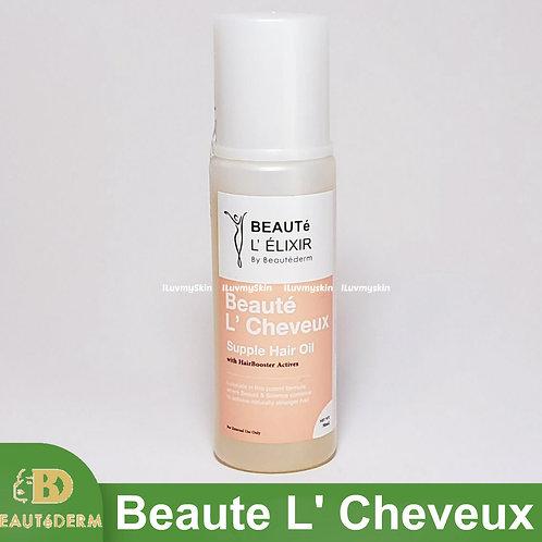 Beautederm Beaute L' Cheveux Supple Hair Oil