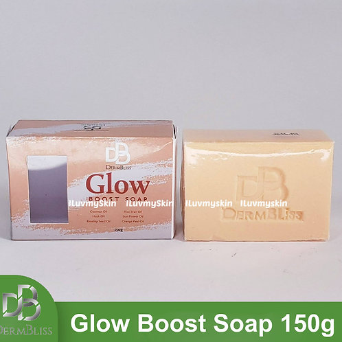 DermBliss Glow Boost Soap 150g
