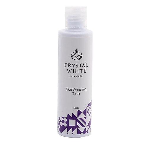 CRYSTAL WHITE Skin Whitening Toner (100ml)