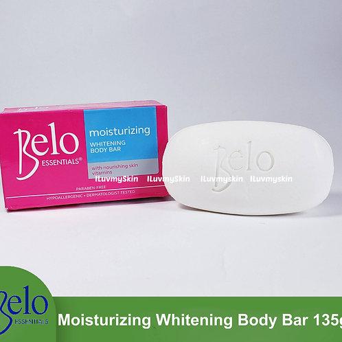 Belo Essentials Moisturizing Whitening Body Bar 135g