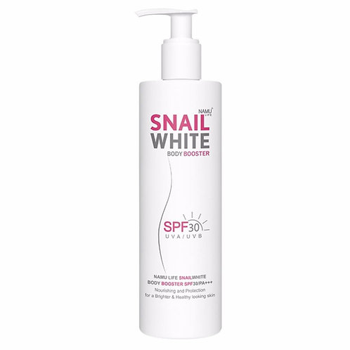 Snail White Body Booster Lotion with SPF30  300 ml