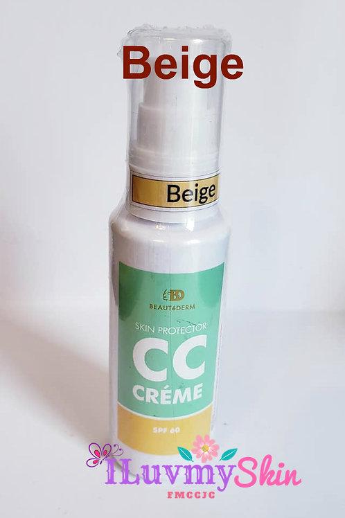 Beautederm CC Creme Beige