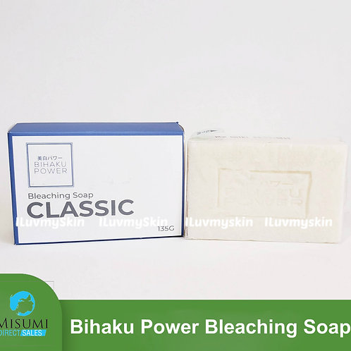 Misumi Bihaku Power Bleaching Soap 135g