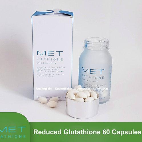 Met Tathione Reduced Glutathione with ALGATRIUM