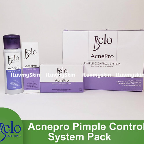 Belo Acne Pro Pimple Control System Pack