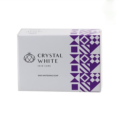 CRYSTAL WHITE Skin Whitening Soap (90g)