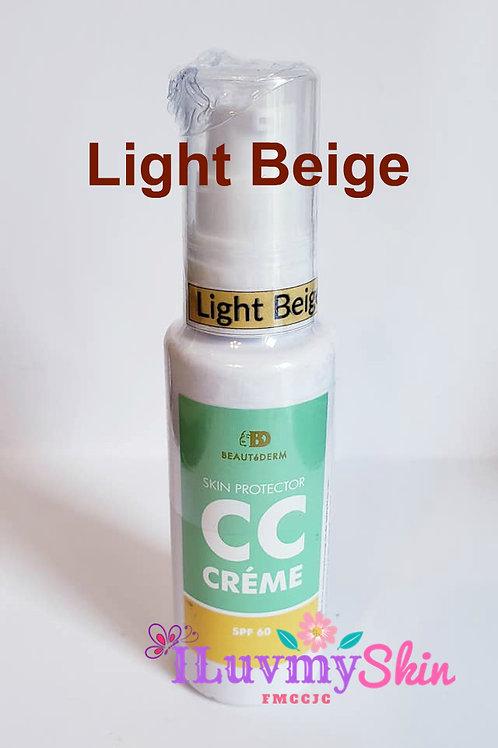 Beautederm CC Creme Light Beige