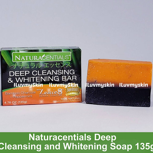 Naturacentials Deep Cleansing and Whitening Soap by Aim Global 135g
