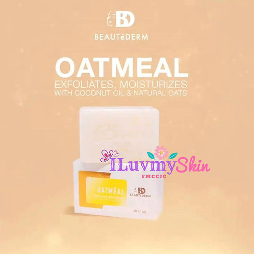 Beautederm Oatmeal Soap 150g