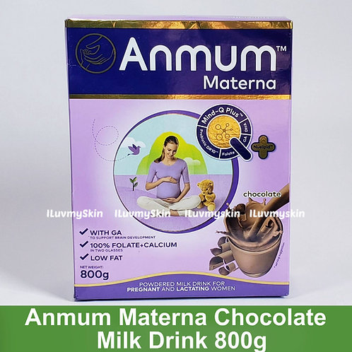 ANMUM Materna Powdered Milk Drink for Pregnant Women CHOCOLATE (800g)