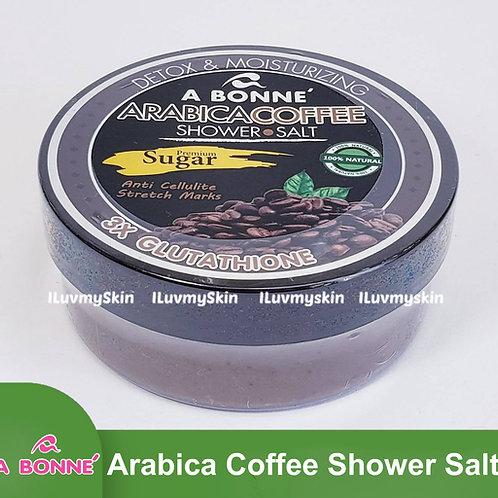 A BONNE Arabica Coffee Shower Salt Sugar 350g