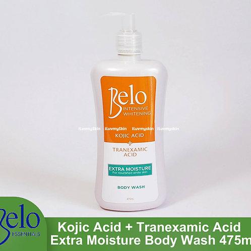 Belo Kojic Extra Moisture Body Wash 475ml