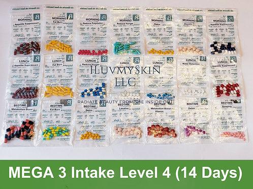 Bkk MEGA 3 Intake Level 4 (14 Days)