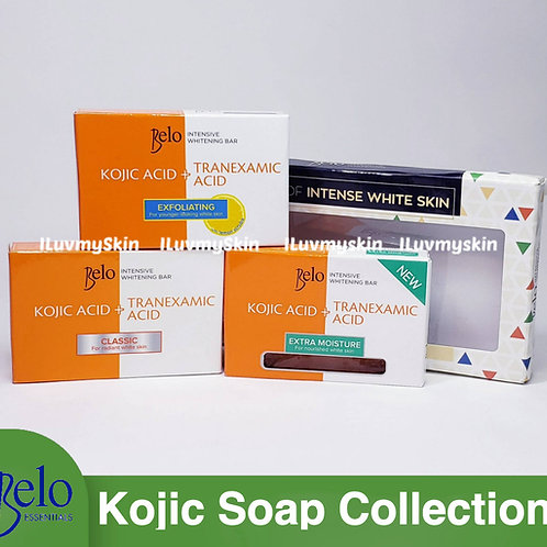 Belo Kojic Soap Collection