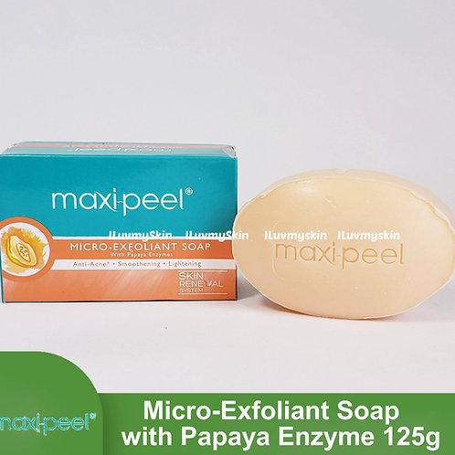 Maxi-Peel Exfoliant Soap Papaya Enzyme 125g