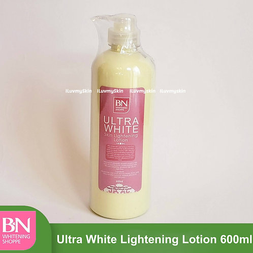 BN Ultra White Skin Lightening/ Bleaching Lotion (600ml)