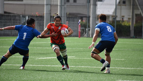 関東大学ラグビーリーグ戦2部第4節 山梨学院戦 試合結果