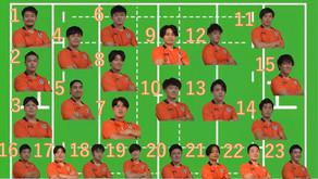 関東大学ジュニア選手権 青山学院戦