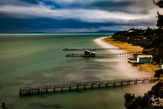 Shelley Beach Storm