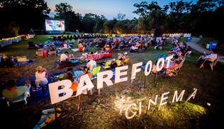 Barefoot Cinema Event Photography