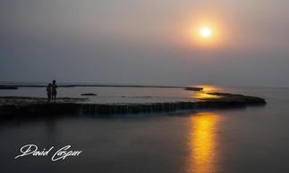 Sunset - Koonya Back Beach