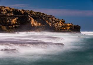 Misty Bay of Islands