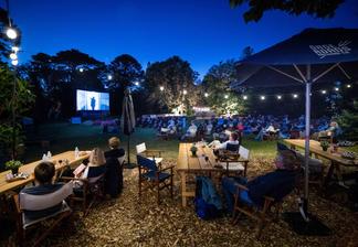 Barefoot Cinema Event Photography