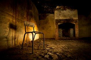 Abandoned Farmhouse, South Australia