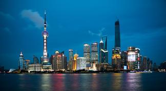 Shangai Harbour