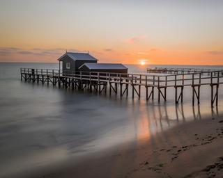 Cool Glow - Shelley Beach