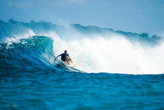 Surfing, Lombok