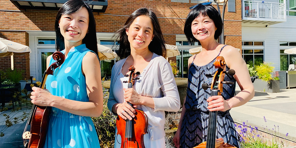 Seattle Chamber Music Project concert