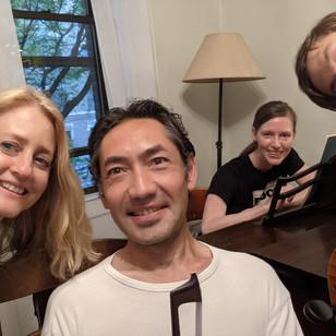Meet the Musicians -- New York Hub