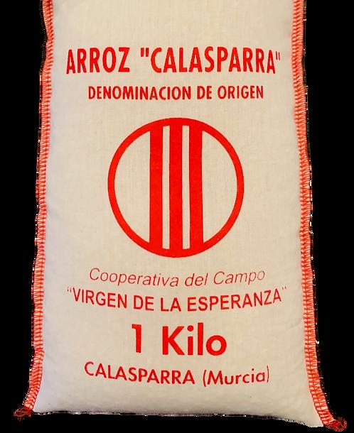 Arroz Calasparra