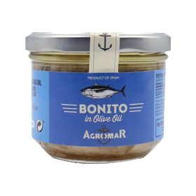 White Tuna in Olive Oil by Agromar