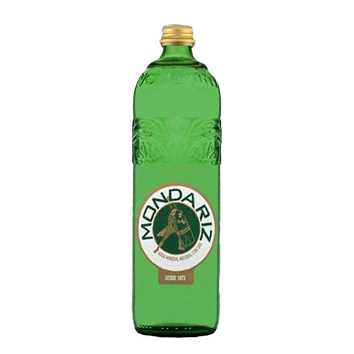 Mondariz Sparkling Water - 1 Liter  (Available by the case)