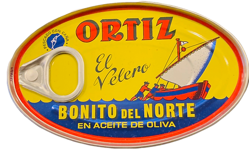 White Tuna on Olive Oil