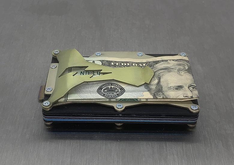 Nova X Titanium Lightning Wallet