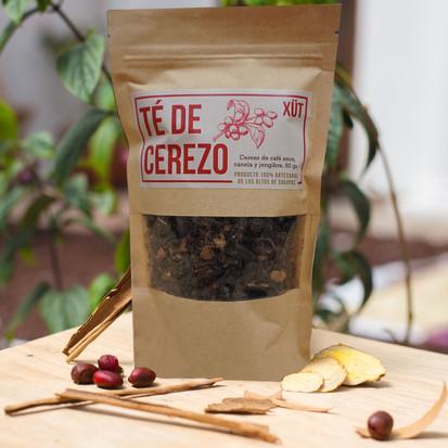 SEMANA I TEC MONTERREY: NUEVOS DESARROLLOS TÉ DE CEREZO DE CAFÉ