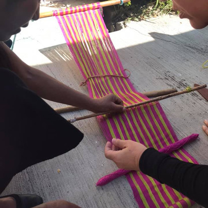 TEACHING ANCESTRAL TECHNIQUES: A CULTURAL HERITAGE