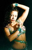 belly dancer live entertainment